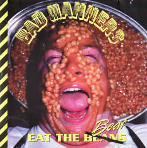 Bad Manners ‎– Eat The Beat -CD Vercion