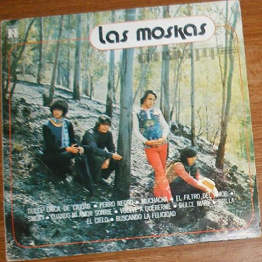 Las Moskas – Dulce Chica De Ciudad