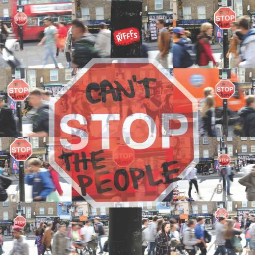 The Rifffs – Can't Stop The People