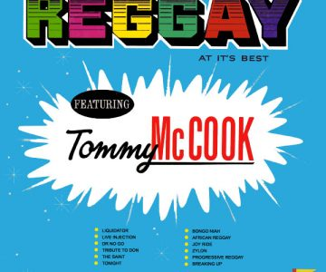 Tommy McCook – Reggay At It's Best