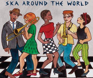 Putumayo Presents Ska Around The World – 2018