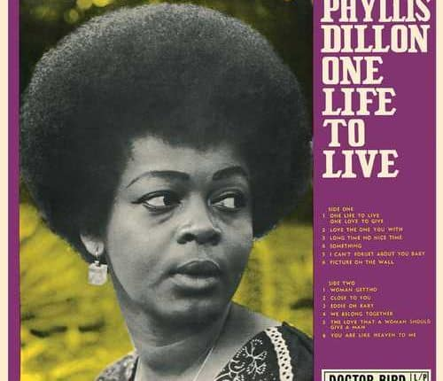 Phyllis Dillon – One Life To Live – Expanded Edition 2018