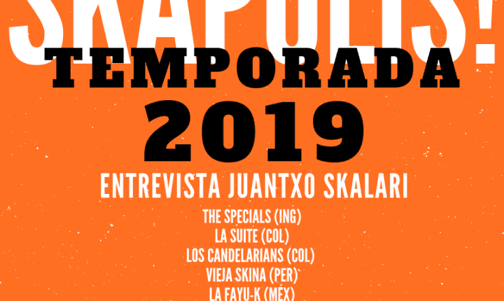 SKAPOLIS Temporada 2 , Episodio 1 – 2019